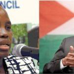 Ministro de asuntos exteriores saharaui felicita a su homólogo de Botsuana con motivo de su reciente nombramiento.
