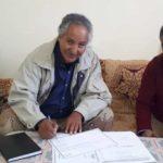 Bulahi Sid recibe la cartera de Desarrollo Económico.