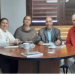 La Embajada de la RASD en Cuba sostiene reunión con la Vicepresidenta del Instituto Cubano del Arte e Industria Cinematográficos.