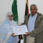 Jira Bulahi Bad asume sus funciones como nueva titular de Salud Pública Saharaui.