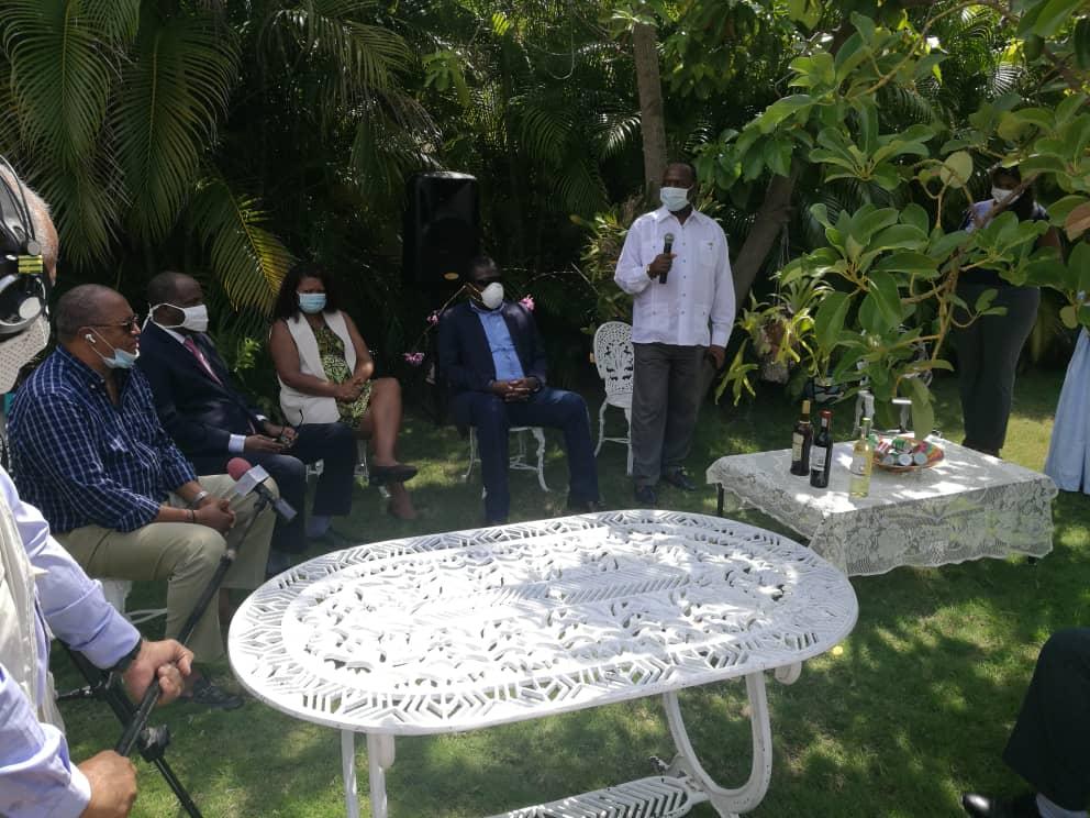 Embajador Saharaui en Cuba, Omar Bulsan