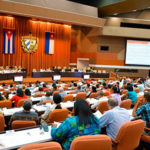 La Asamblea Nacional del Poder Popular de Cuba felicita a la RASD por el Día de África.