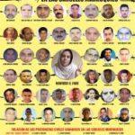 La CONASADH pide al Comité Internacional de la Cruz Roja que intervenga a favor de la liberación de los presos civiles saharauis.