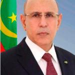 El presidente Brahim Gali recibe felicitaciones de su homólogo de Mauritania con motivo de Eid Al Fitr.