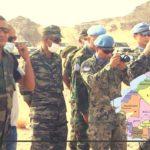 """El Polisario alerta a la ONU sobre la """"complicidad del ejército marroquí con bandas del narcotráfico"""" en el norte de África."""
