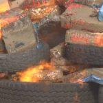 El ejército saharaui desmantela red de narcotráfico e incauta 3775 kg de hachís procedente de Marruecos .