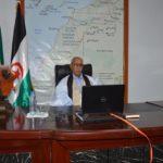 La República Saharaui toma parte en los trabajos de la primera cumbre virtual de la UA sobre TLC africano