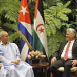 رئيس الجمهورية يتوصل برسالة جوابية من نظيره الكوبي