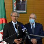 El Ministro de Exteriores saharaui se reúne con su homólogo argelino y pide a la ONU y la UA presionar a Marruecos