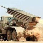 El ELPS continúa bombardeando posiciones enemigas a lo largo del muro militar marroquí
